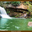 Gledhill Falls - Ku Ring Gai by JayDaley
