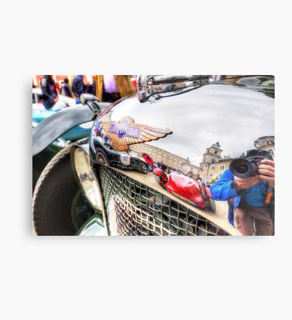 Lagonda Reflections Metal Print