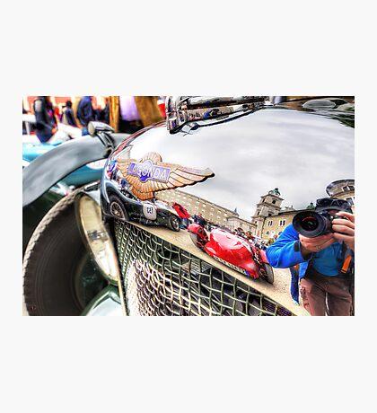 Lagonda Reflections Photographic Print