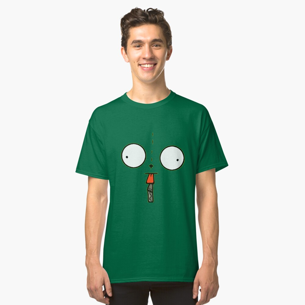 Minimalistisches Gir Classic T-Shirt