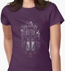 Megatron Women's Fitted T-Shirt