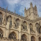 Bath Abbey by Matt Roberts