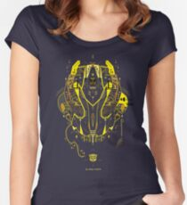 Bumblebee Women's Fitted Scoop T-Shirt