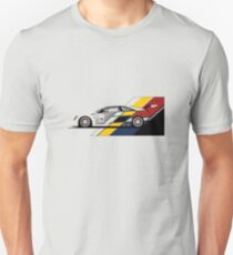 Cadillac CTS V Coupe Race Car Unisex T-Shirt