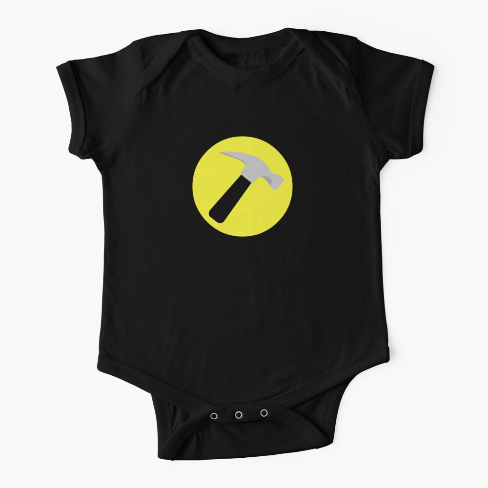 Captain Hammer Baby One-Piece