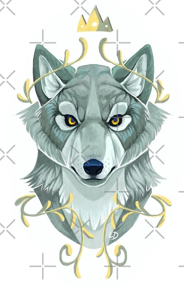 Wolf Prince by Shadorama