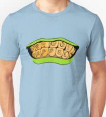 Camiseta unisex ¡IR! ¡IR! ZEPPELI!