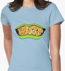 GO! GO! ZEPPELI! Women's Fitted T-Shirt