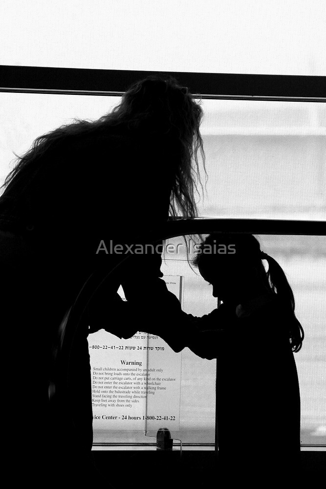 """""""Mother's Warning"""" by Alexander Isaias"""