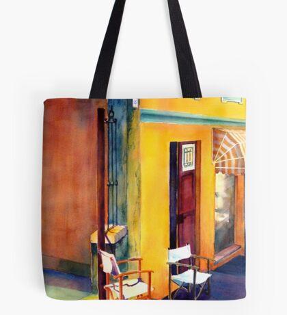 Afternoon Break Tote Bag