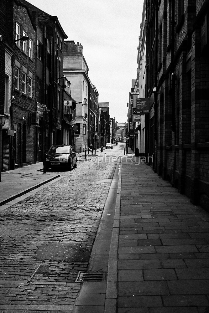 Liverpool Alleyway I by Christopher Ryan