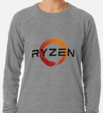 Best Seller - Amd Ryzen Logo Merchandise Lightweight Sweatshirt