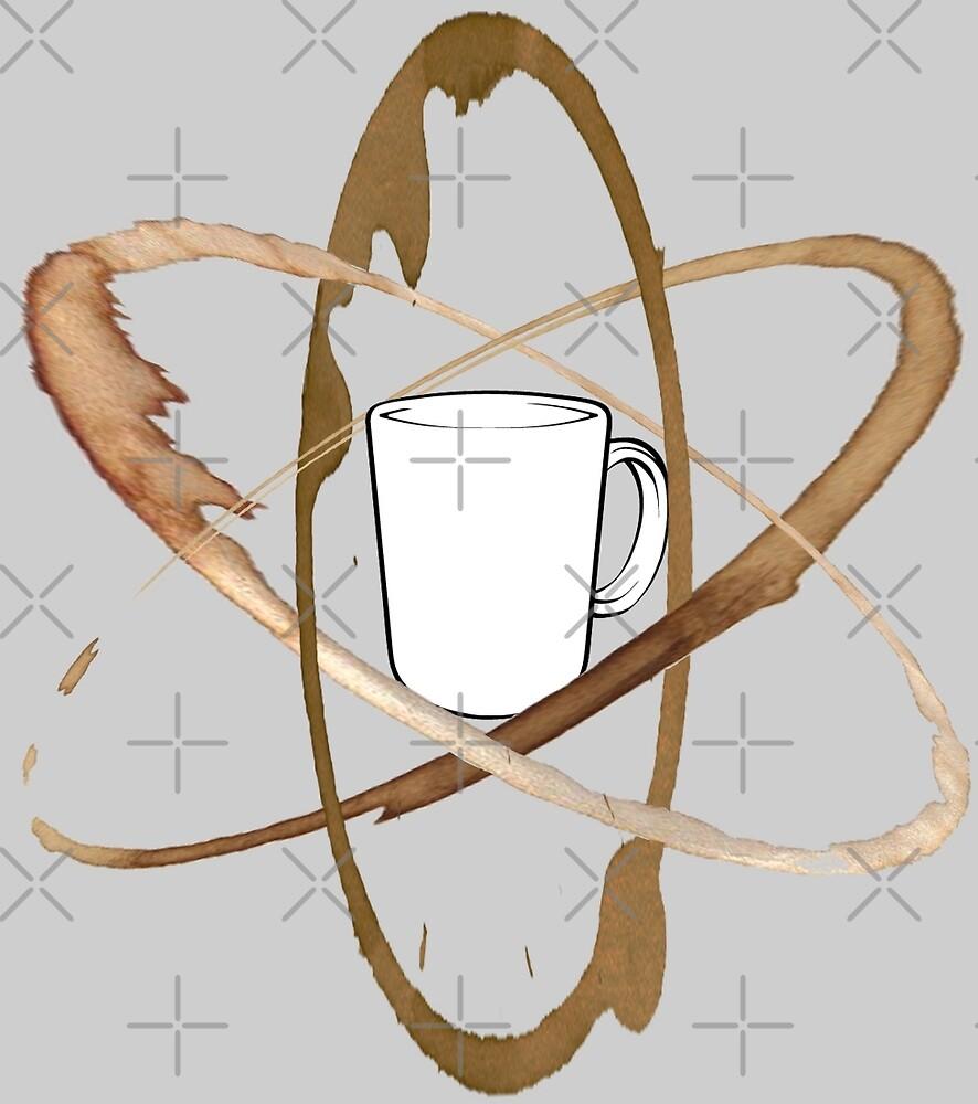 Coffee Mug Atom by chriswig