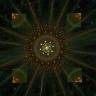Interesting Fractal Abstract by cshphotos