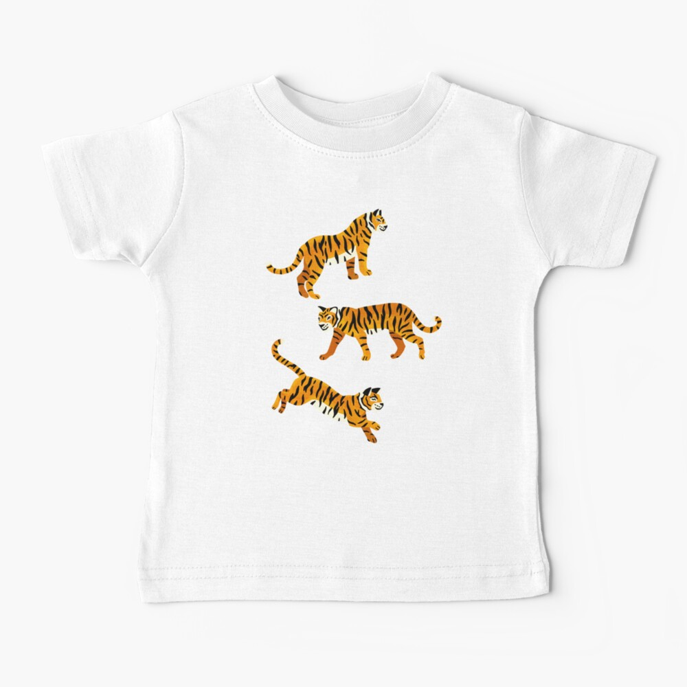 Bengal Tigers - Navy  Baby T-Shirt
