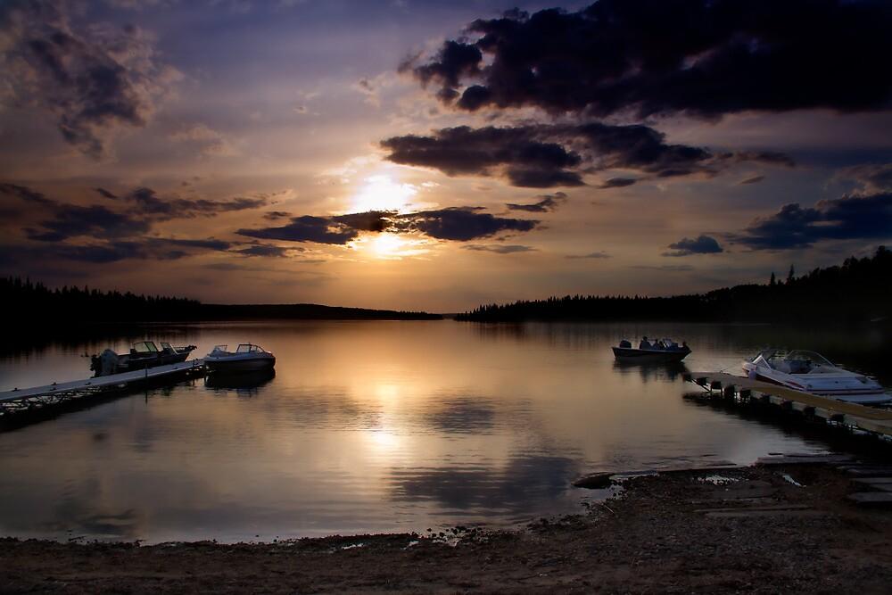 Pierce Lake by Amanda Knudslien