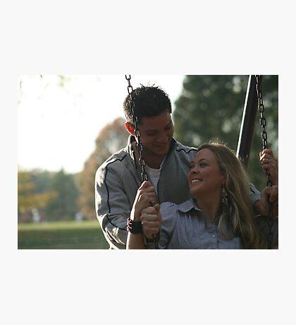 Ryan and Danielle Photographic Print