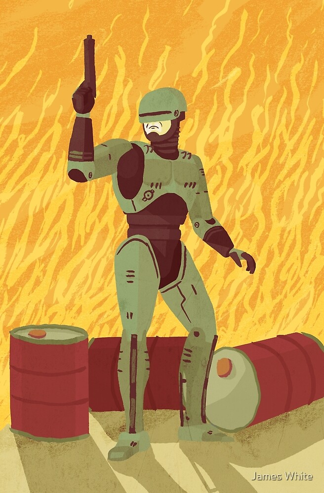 Robocop by lintho