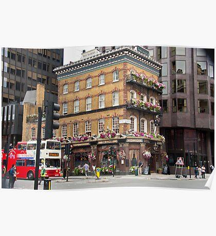 The Albert - Pub - Central London Poster