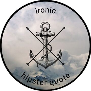 Ironic Hipster Edit by folie-a-dont