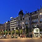 Astridplein, Antwerpen by Stephanie Owen
