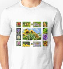 Pretty Petals I Unisex T-Shirt