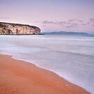 North Clifton Beach, SE Tasmania by James Nielsen