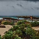 Stormy Afternoon At Prevelly by Chris Paddick