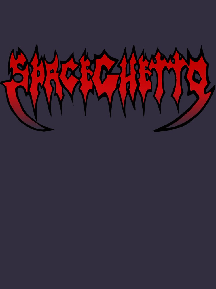 SpaceGhetto Metal by nigamajiga