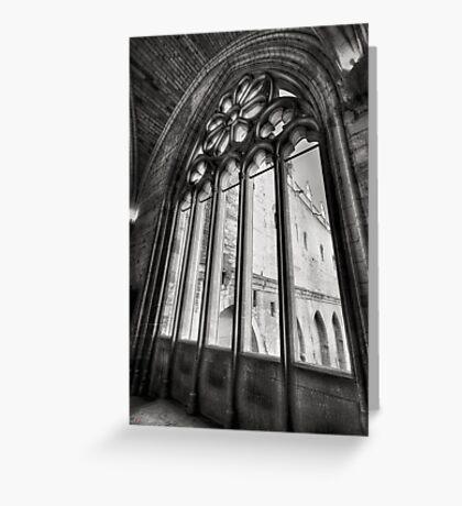 Papal Palace, Avignon Greeting Card