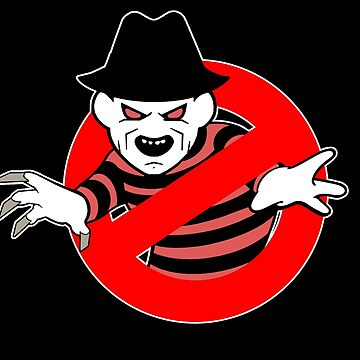 Ghostbusters (Freddy Krueger) by southfellini