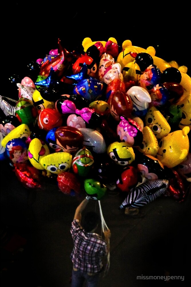 Balloons for sale by missmoneypenny