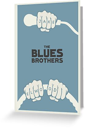 The Blues Brothers by Matt Owen