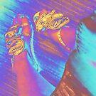 Snake sandels by PPPhotoArt