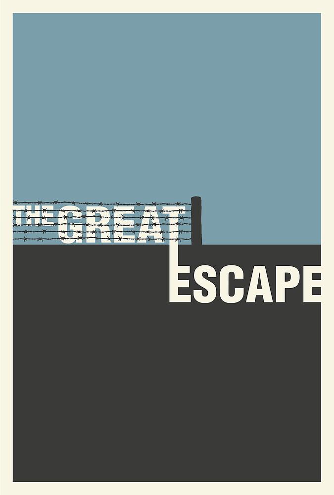 The Great Escape by Matt Owen