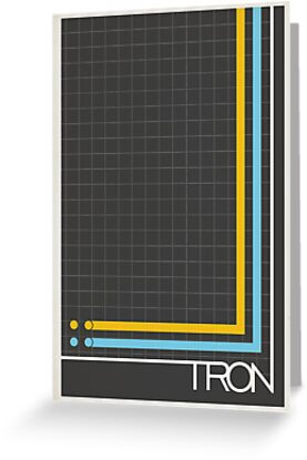 Tron by Matt Owen