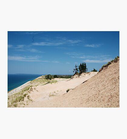 Edge of the Dunes Photographic Print