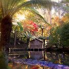 Boathouse Alfred Nicholas Memorial Gardens by Melissa Dickson