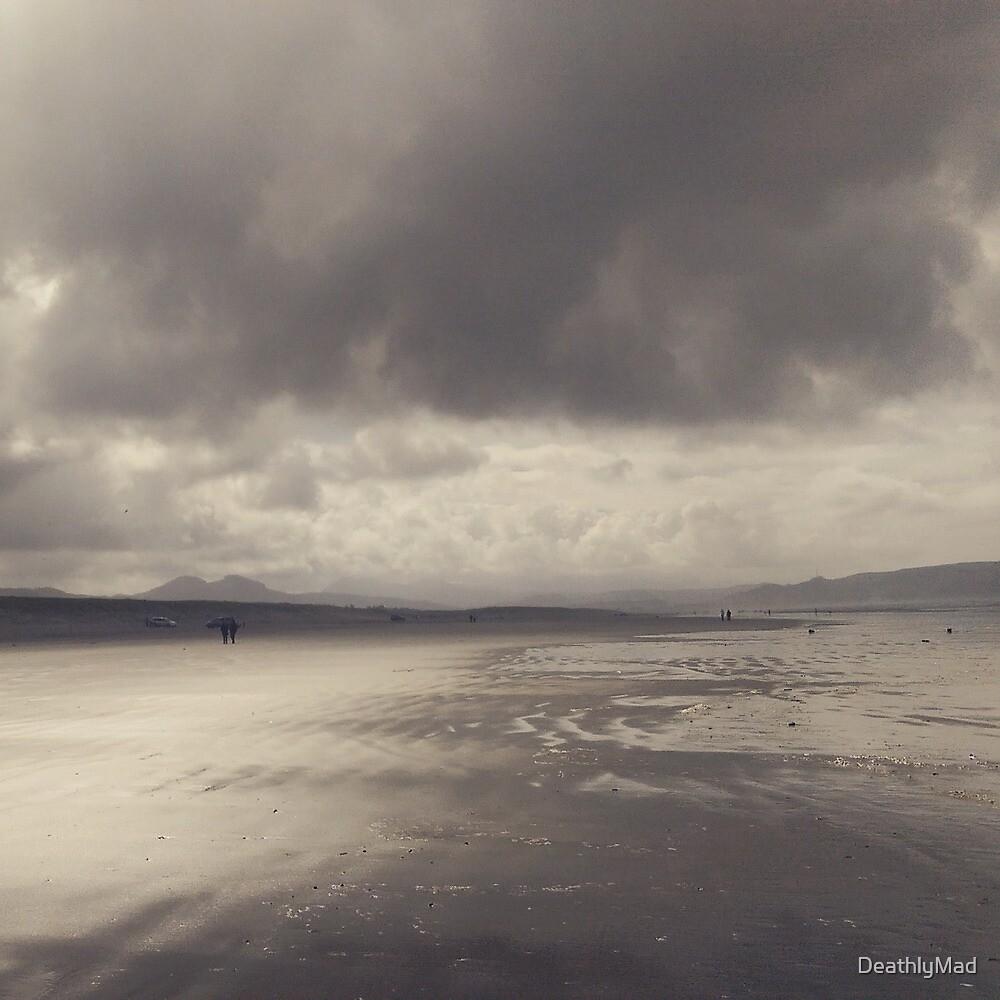 Stormy Oregon Coast by DeathlyMad