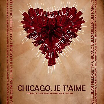 Chicago, je t'aime by brandiejenkins
