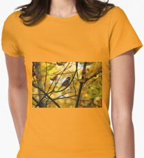 Chickadee In Autumn T-Shirt