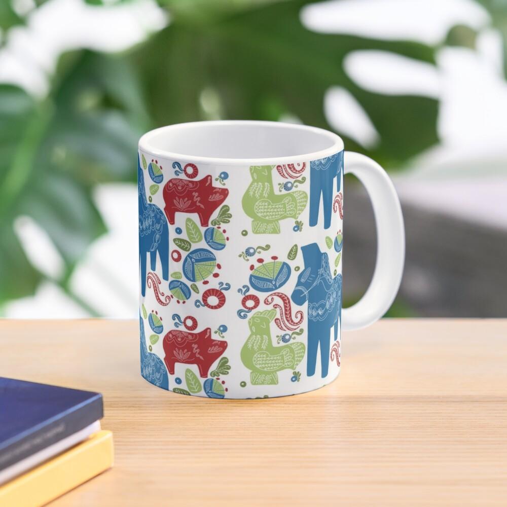 Dala Animals Mug
