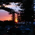 Cottesloe Sunset 01 by Robert Phillips