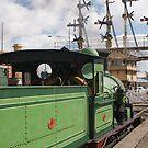 Steam Train Ballarat 1 by trishringe