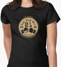 Draft Punk Beer Women's Fitted T-Shirt