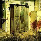 Shearers shed by trishringe