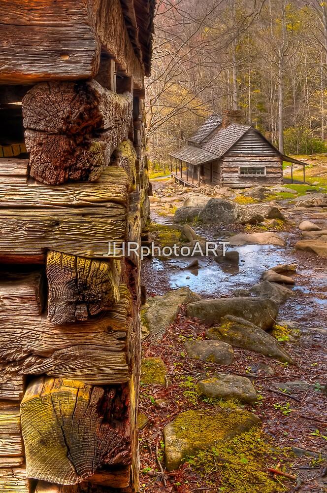 Noah Ogle cabin by JHRphotoART