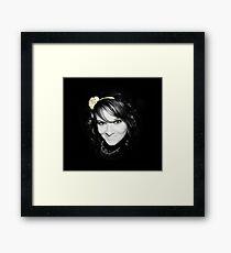 Just me Framed Print