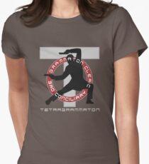 Grammaton Cleric Women's Fitted T-Shirt