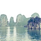 Halong in The Mist by theBottstar